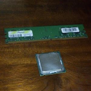 cpu 2.7 dual core, ram