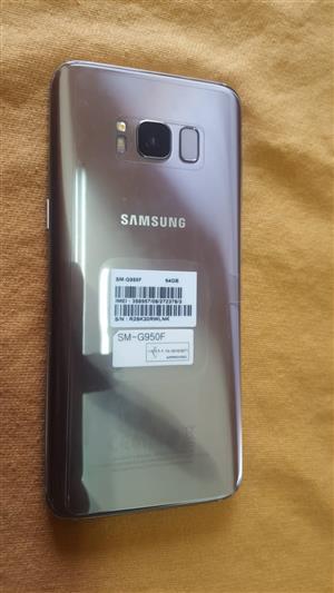 Samsung Galaxy S8 Cell Phone