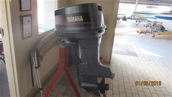 Yamaha V4 140hp