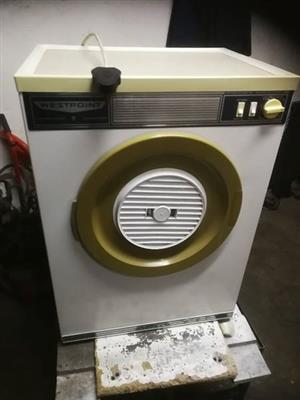 Westpoint tumble dryer