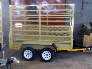 Brand new Cattle trailers for sale