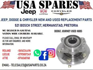 DODGE JOURNEY USED HUBS (FOR SALE)
