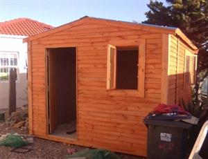 Wendy Houses & Garden Sheds