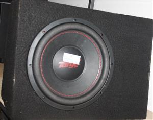 S034355A Targa subwoofer 1800 watts #Rosettenvillepawnshop