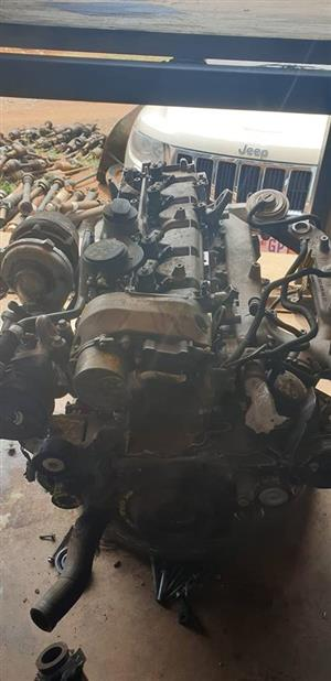 Jeep grand cherokee WJ 2.7 CRD Engine for sale