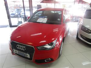 2013 Audi A1 1.4T S