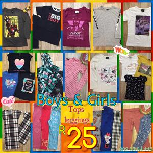 Winter warmers / NEW kids clothes at wholesale prices
