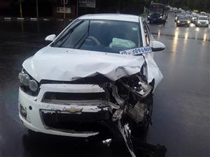 2014 Chevrolet Sonic sedan 1.4 LS