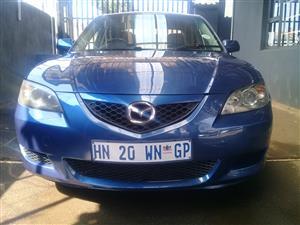 2008 Mazda 3 Mazda 1.6i