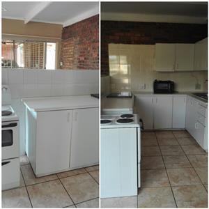 1 Slaapkamer Tuin woonstel te huur Pretoria Noord Dorandia