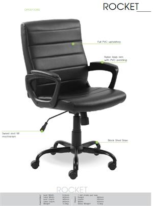 Rocket Operators Chair