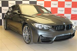 2017 BMW M3 Competition auto