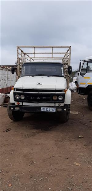 FAW 18.180 FL truck
