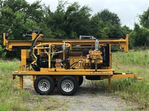 Portable Borehole and Water Well Drilling Rigs ... RockBuster Water Well/Geothermal Drilling Equipment