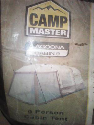 camp master Leguna