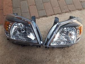 Ford Everest Headlights