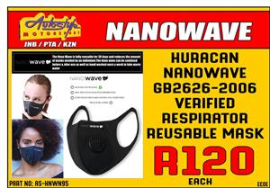 Hurican Nanowave face mask