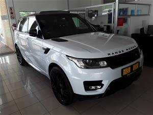 2017 Land Rover Range Rover Sport SDV8 HSE Dynamic