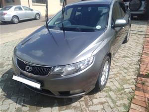 2011 Kia Cerato sedan 1.6 EX