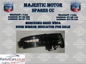Mercedes benz W204 door mirror indicator for sale
