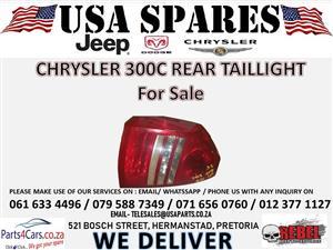 Chrysler 300c rear taillight For Sale
