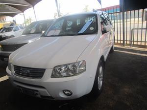 2008 Ford Territory 4.0 Ghia
