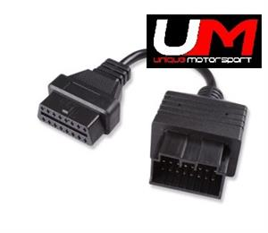 KIA 20-pin to OBDII (16-pin) Adapter Cable