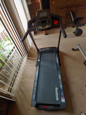 Reebok treadmill for sale