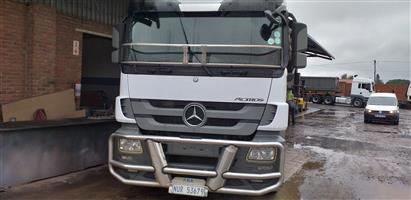 2018 Mercedes Benz Actros 2646