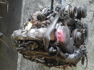 WL-T  2.5 RANGER ENGINE