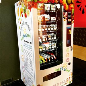 Amazing HEALTHY vending franchise opportunity