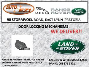 LAND ROVER DISCOVERY 3 DOORLOCKS