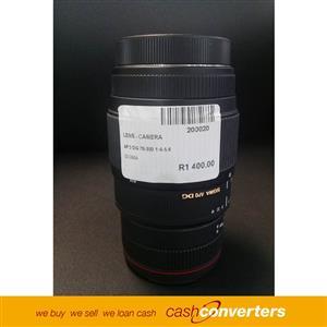 Lens Camera Sigma Apo DG70 - 300