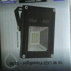 Led floodlights slim