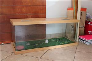 Large Wooden Reptile Cage