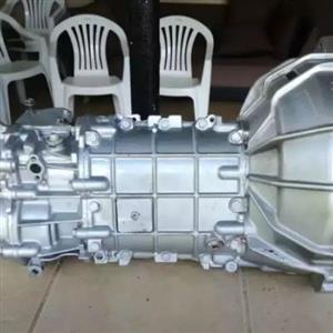 Mahinda Scorpio or Bolero gearbox