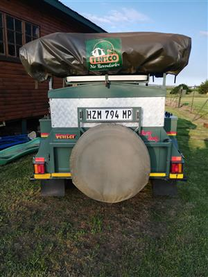 2000 Venter bushbaby camping trailer for sale for sale  eMalahleni