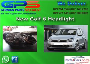 NEW VW GOLF 6 HEADLIGHT FOR SALE