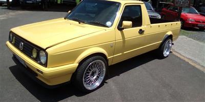 1997 VW Caddy