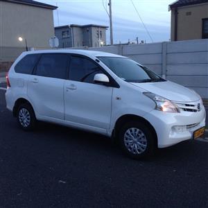 2012 Toyota Avanza 1.3 S
