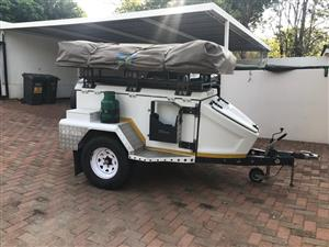 Jurgens XT 120 Camping trailer