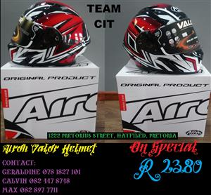 Airoh Valor Road Helmets on Special