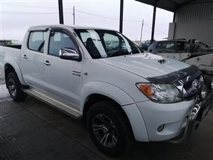 2008 Toyota Hilux 3.0D 4D double cab Raider auto