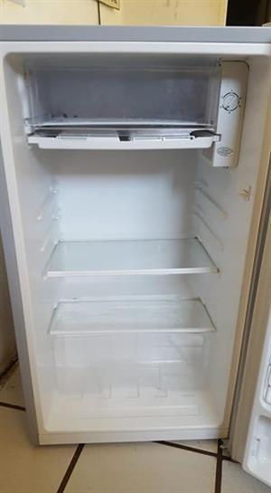 Logik silver bar fridge