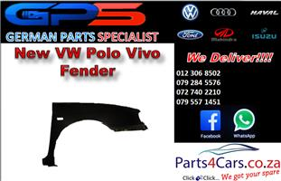 New VW Polo Vivo Fender for Sale