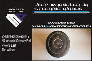 Jeep Wrangler JK Steering Airbag / Jeep Spares / Jeep Parts