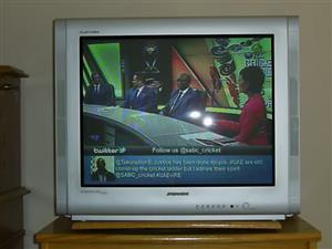 TV, Sansui 29inch / 73cm