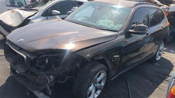 BMW X1 xdrive 2lt diesel stripping for spares