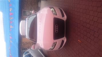 2008 Audi A5 coupe A5 2.0T FSI STRONIC