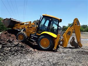 Earthworks Equipment  (TLBs, Excavator, Grader, Patfoot drum, BobCat, 10cm3 trucks )For Hire at very competitive rates (Gauteng, Limpopo and Mpumalanga)